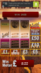 WILD WILD West Fruit Machine screenshot 2/5