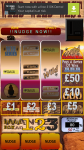 WILD WILD West Fruit Machine screenshot 3/5