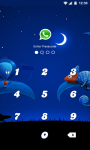 Aliean Applock Theme screenshot 1/3