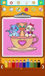 Cat Coloring Pages App screenshot 3/5