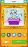 Cat Coloring Pages App screenshot 5/5