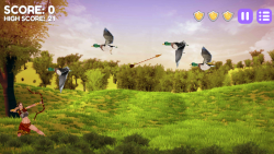 Duck Hunting Archery screenshot 1/6