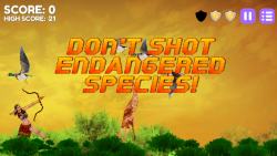 Duck Hunting Archery screenshot 4/6