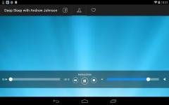 Deep Sleep with Andrew Johnson fresh screenshot 4/6