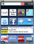 Webwag Mobile screenshot 1/1
