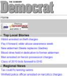 Elsberry Democrat screenshot 1/1