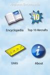 Airplanes Encyclopedia screenshot 1/1
