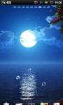 Moon Beach at Night Live Wallpaper screenshot 4/6