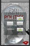 Politicals Quiz screenshot 2/3