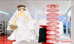 Bride Dressup Girl Game screenshot 2/3