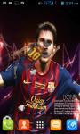 Lionel Messi Live Wallpaper Free screenshot 1/4