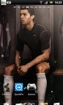 Cristiano Ronaldo Live Wallpaper 4 SMM screenshot 2/3