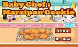 Baby Chef-Marzipan Cookie screenshot 1/4