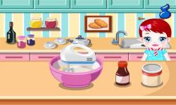 Baby Chef-Marzipan Cookie screenshot 2/4