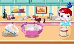 Baby Chef-Marzipan Cookie screenshot 3/4