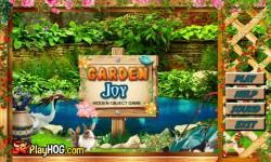 Free Hidden Object Games - Garden Joy screenshot 1/4