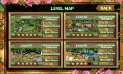 Free Hidden Object Games - Garden Joy screenshot 2/4