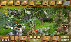 Free Hidden Object Games - Garden Joy screenshot 3/4