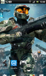 Halo Live Wallpaper 3 screenshot 1/3