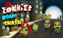 Zombies Road Smash screenshot 1/4