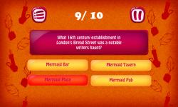 Great Literature Quiz screenshot 2/4