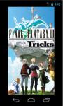 Final Fantasy III Tricks screenshot 1/4