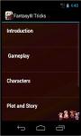 Final Fantasy III Tricks screenshot 3/4