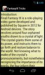 Final Fantasy III Tricks screenshot 4/4