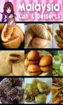 Malaysia Kuih And Desserts App screenshot 1/6