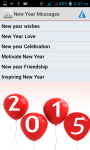 New Year Messages_Quotes screenshot 1/3