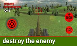 Artillery Simulator screenshot 1/3