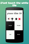 Piano Tiles 10 screenshot 1/4