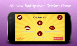 Cricket Hit screenshot 1/6