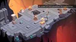 Lara Croft GO full screenshot 1/6