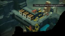 Lara Croft GO full screenshot 2/6