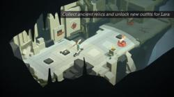 Lara Croft GO full screenshot 3/6