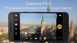 Camera FV-5 veritable screenshot 6/6