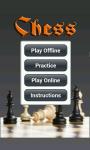 Chess_Online screenshot 1/4