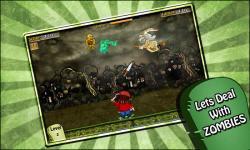 Zombies Attack Shooting Game screenshot 4/5