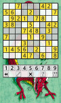 Dragon Sudoku screenshot 2/4