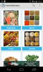 Food Dictionary screenshot 2/5