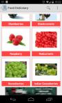 Food Dictionary screenshot 3/5