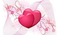 Expression of Love Symbols Wallpaper screenshot 1/6