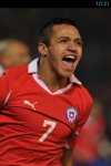 Alexis Sanchez Live Wallpaper screenshot 1/5