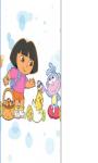 Dora the explorer Wallpaper HD screenshot 1/3