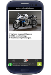 motorcycles wallpaper screenshot 3/6