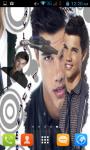 Taylor Lautner Live Wallpaper Best screenshot 3/4