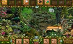 Free Hidden Object Games - Jungle Safari screenshot 3/4