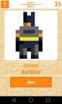 Guess The Pixel Superhero screenshot 1/6