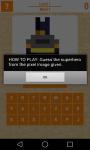 Guess The Pixel Superhero screenshot 5/6
